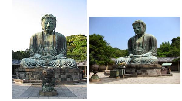 Большой Будда из нефрита