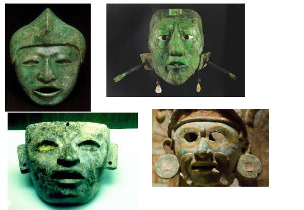 маски с нефрита в разделе магические свойства камня