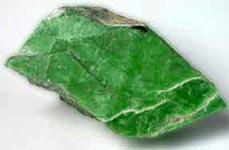 Ярко-зеленый нефрит
