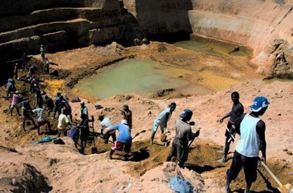 Рубиновые шахты Мадагаскара