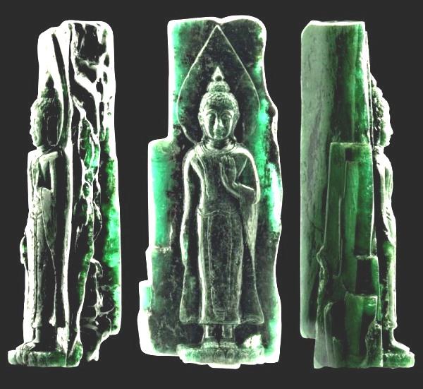 Изумруд Будда