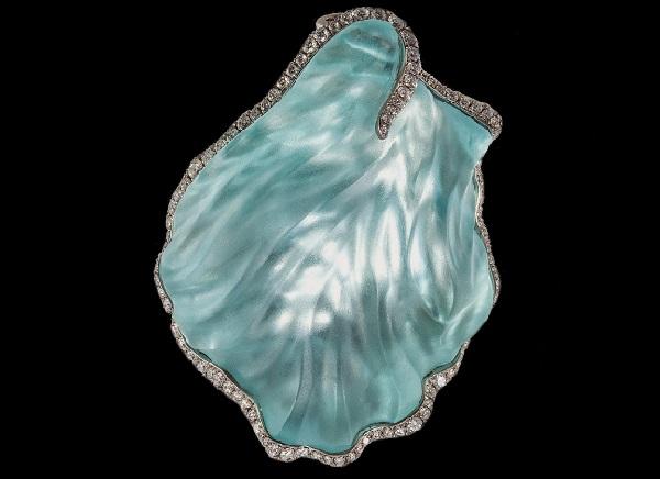 Аквамарин - камень воздушый