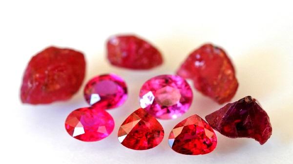 Магические свойства рубинов